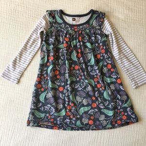 Tea Collection patterned dress